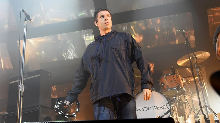 Watch Liam Gallagher Perform Oasis' 'Live Forever' at Manchester Benefit
