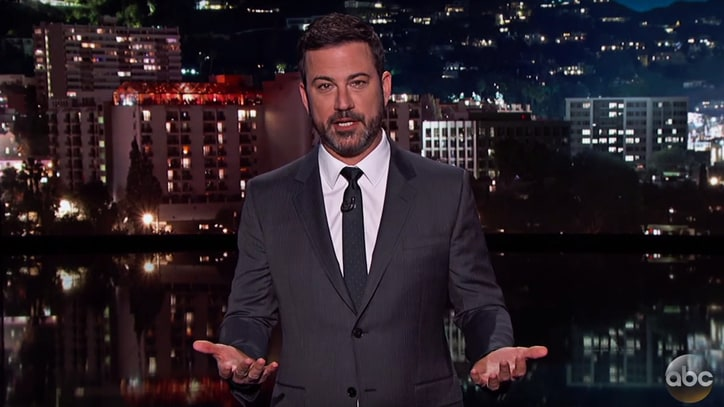 See Jimmy Kimmel Gauge Reaction to Fake Health Care Proposals