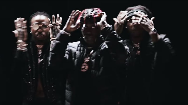 Watch Lil Yachty, Migos' Sleek 'Peek a Boo' Video