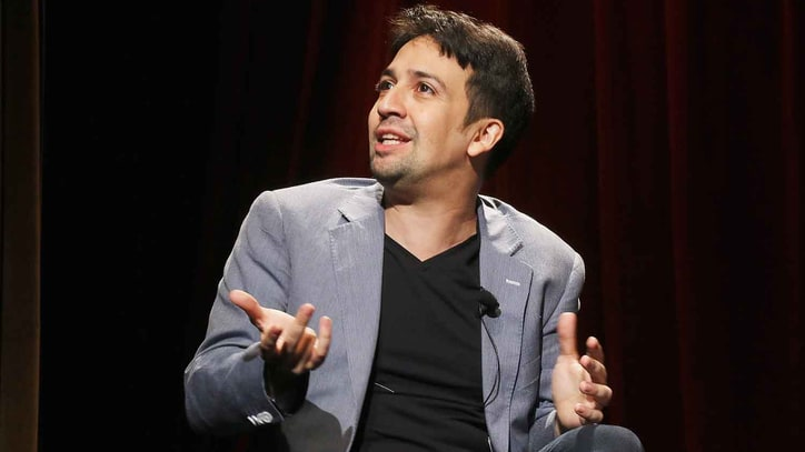 Lin-Manuel Miranda: Donald Trump Makes Me 'Sick to My Stomach'
