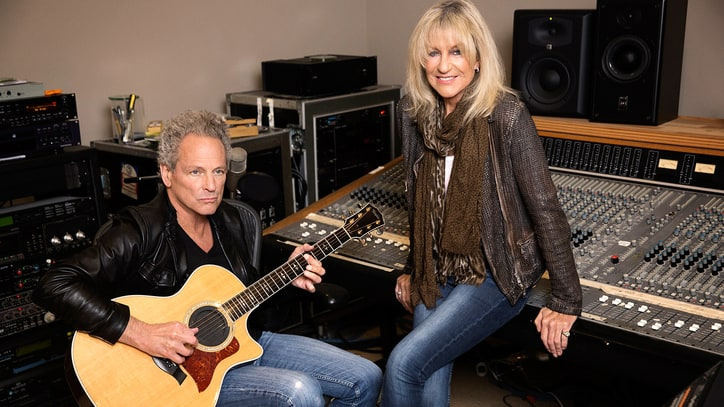 Lindsey Buckingham and Christine McVie on Their New Fleetwood Mac Spinoff