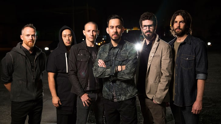 Linkin Park Design Custom 'Hybrid Theory' Shirts for Giving Tuesday