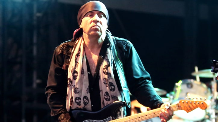 Hear Steven Van Zandt's Scorching New Song 'Soulfire'