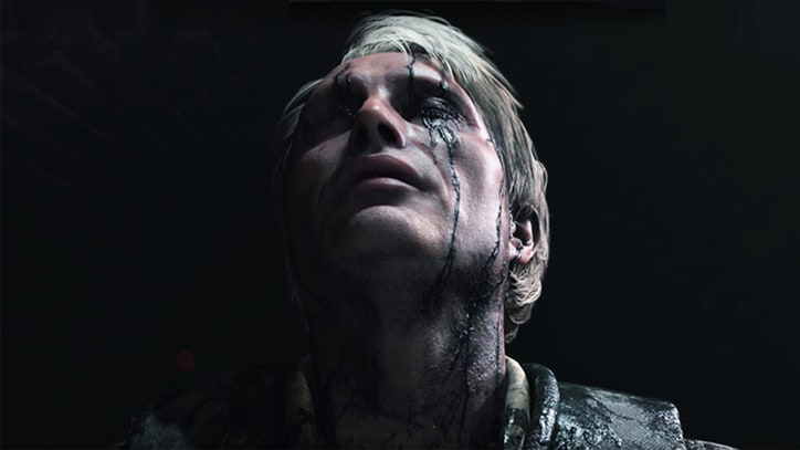 Watch Norman Reedus, Mads Mikkelsen in Creepy 'Death Stranding' Teasers