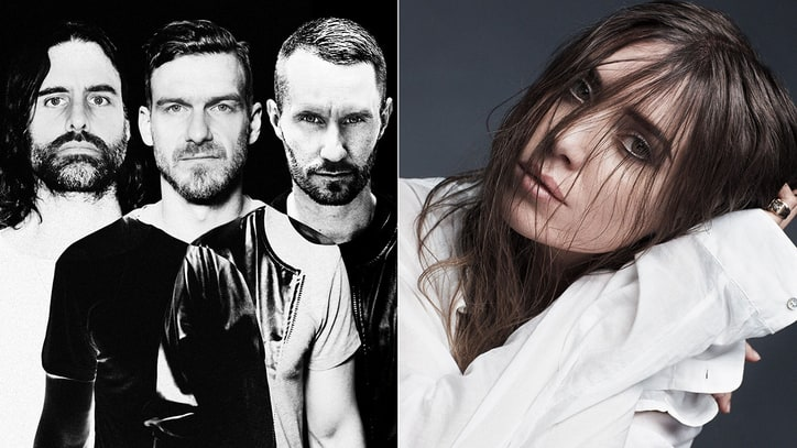 Hear Lykke Li, Miike Snow Supergroup's Shimmering Debut Song