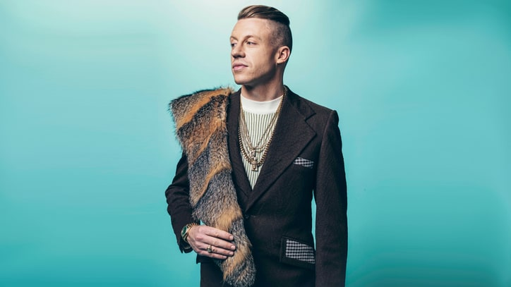 Hear Macklemore's Inspiring New Song With Skylar Grey, 'Glorious'