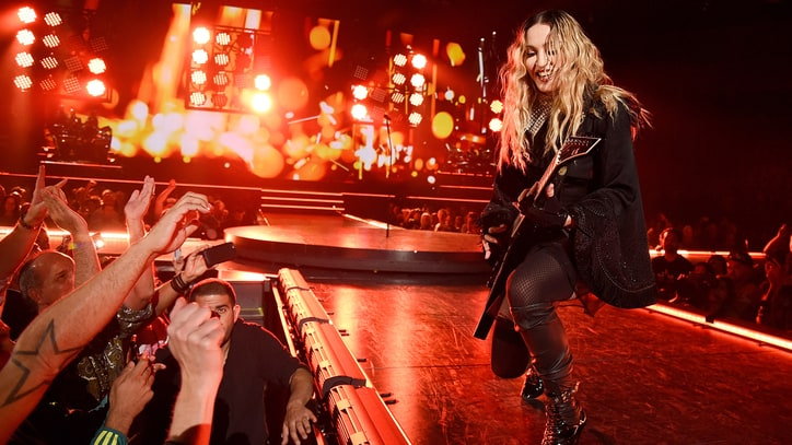 Madonna's Rebel Heart Tour Concert Film Heads to Showtime