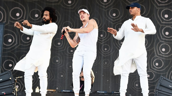 Hear Major Lazer's Stoner-Friendly Holiday Song 'Christmas Trees'