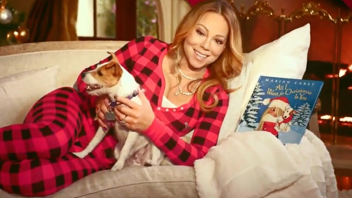 Mariah Carey's 'All I Want for Christmas Is You' to Become Animated Film