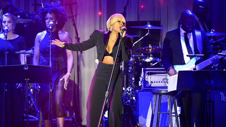 Mary J. Blige Plots 'Strength of a Woman' North American Tour