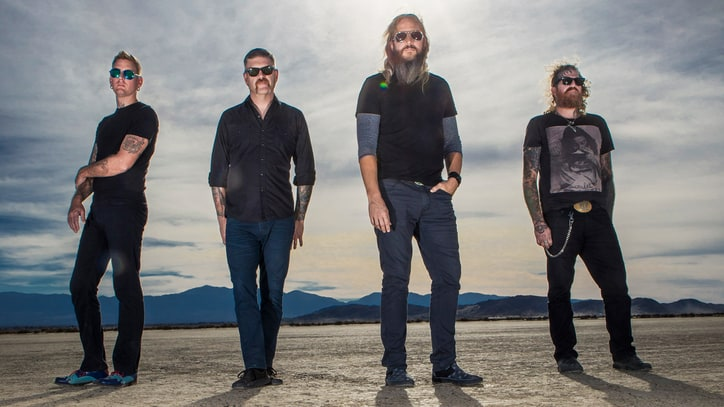 Inside Mastodon's Dark, Emotional New LP