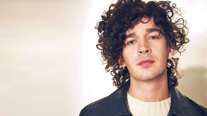The 1975's Matt Healy Talks Taylor Swift, American Weed, Shirtlessness