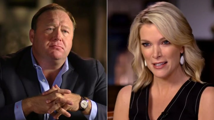 What NBC's Alex Jones Interview Says About Megyn Kelly