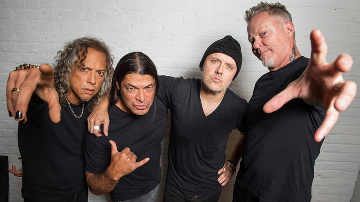 Metallica Plot Live Streaming Rehearsal Special 'Now That We're Live'