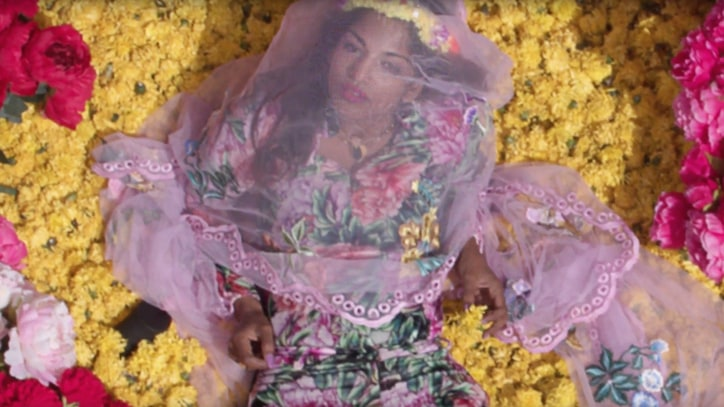 Watch M.I.A. Call Out Pop Divas in Bold 'P.O.W.A.' Video