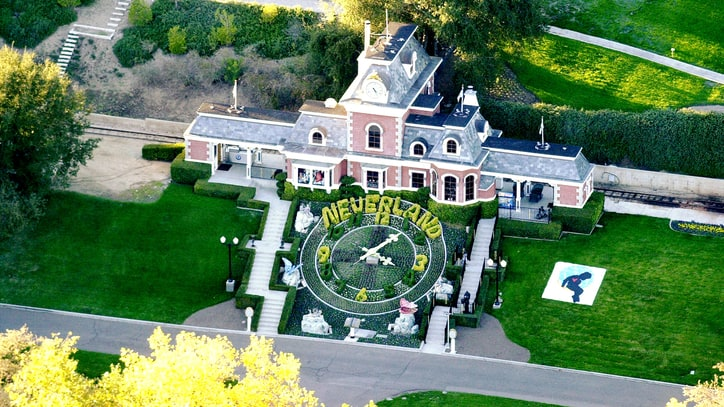 Michael Jackson's Neverland Ranch Devalued in Real Estate Market