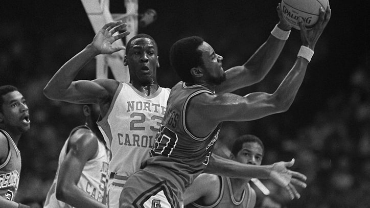 Flashback: Michael Jordan Begins Legendary Rise With Game-Winning NCAA Championship Shot