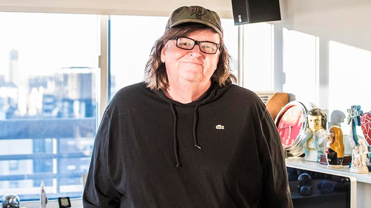 Michael Moore Preps Surprise Donald Trump Film