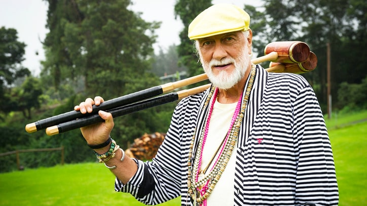 Mick Fleetwood Talks Maui Gallery, Fleetwood Mac's Future