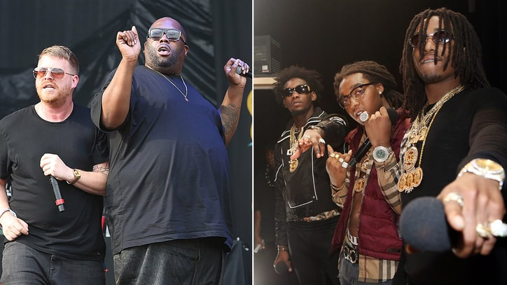 Run the Jewels, Migos, Brian Eno Set for Adult Swim's Singles Series