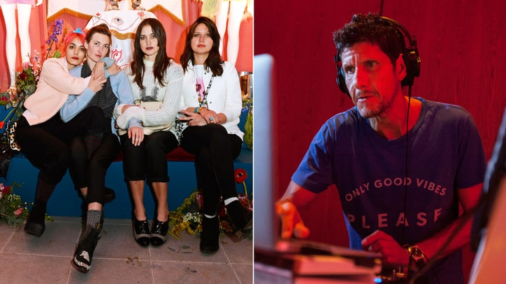 Hear Mike D's Bass-Heavy Remix of Warpaint's 'New Song'