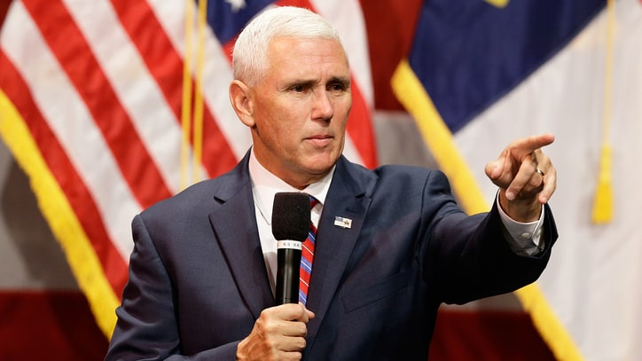 Watch 11-Year-Old Grill Mike Pence Over 'Softening' Trump Support