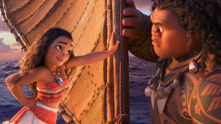 'Moana' Review: Disney's Animated Polynesian Musical Is a Feminist Delight
