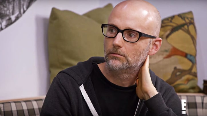 Watch Moby Hear From Late Father on 'Hollywood Medium'