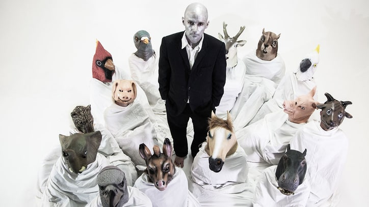 Moby Talks 'Fast Post-Punk' LP, Embracing Commercial Irrelevance