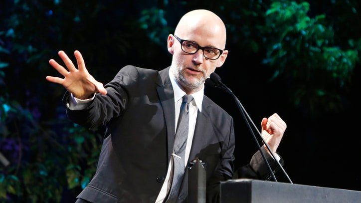 Moby Rejects Offer to DJ at Trump Inauguration Ball