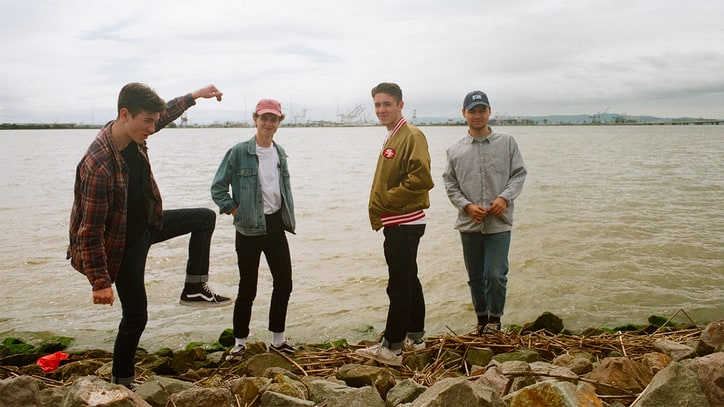 Hear First Single From Jakob Armstrong's New Punk Band Mt. Eddy