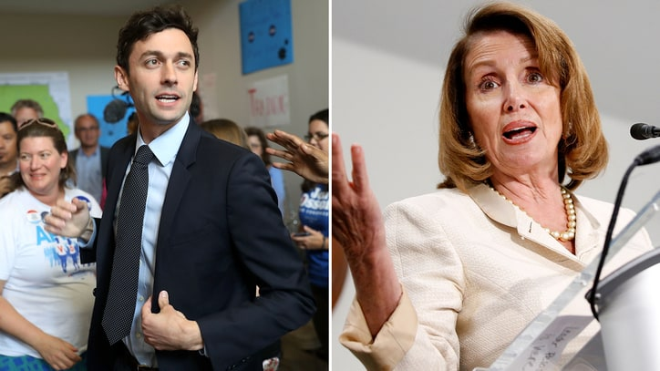 A Lesson for Democrats From Jon Ossoff's Big Loss