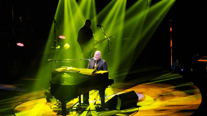 Billy Joel Thrills on Opening Night at New Nassau Coliseum