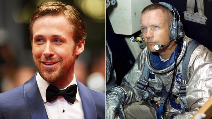 Ryan Gosling to Play Neil Armstrong in 'First Man' Biopic