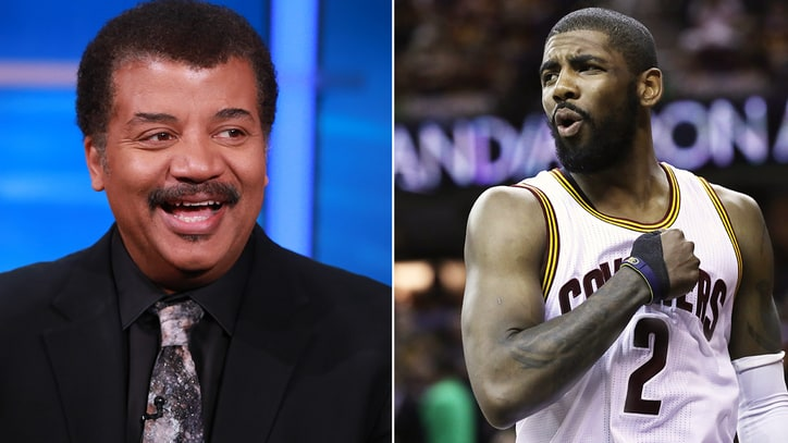 Neil deGrasse Tyson Responds to Kyrie Irving's Flat Earth Claims