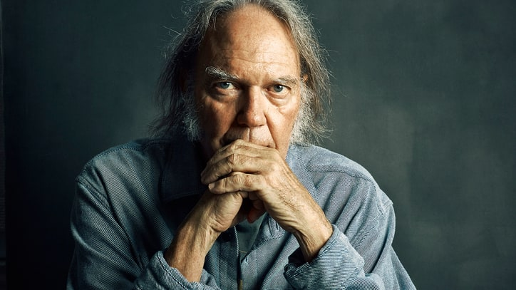Listen to 'Rolling Stone Music Now' Podcast: Neil Young on New Album