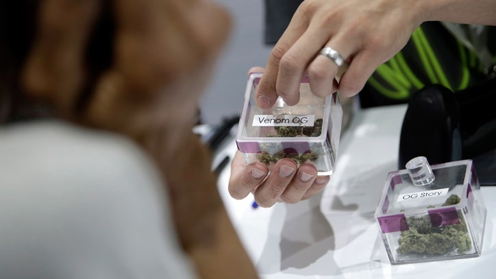 Legalized It: Nevada's First Night With Recreational Weed