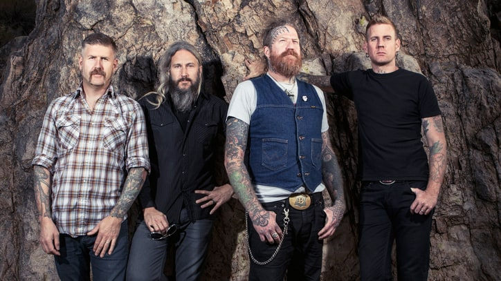 Hear Mastodon's Bruising New Single 'Show Yourself'