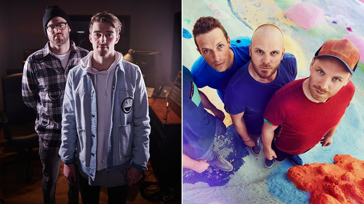 Chainsmokers, Coldplay Meld Styles on New Song 'Something Just Like This'
