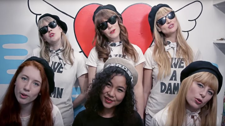 Watch Nice as F--k Feel the Bern in 'Door' Video
