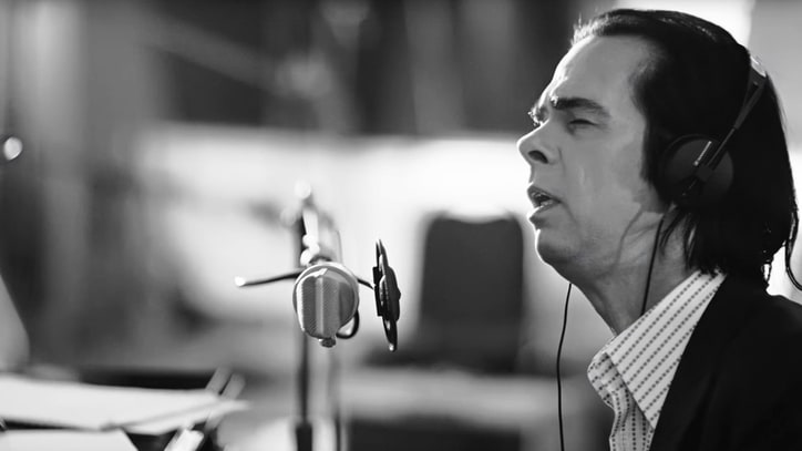 Watch Nick Cave and the Bad Seeds' Mournful 'Girl in Amber' Video