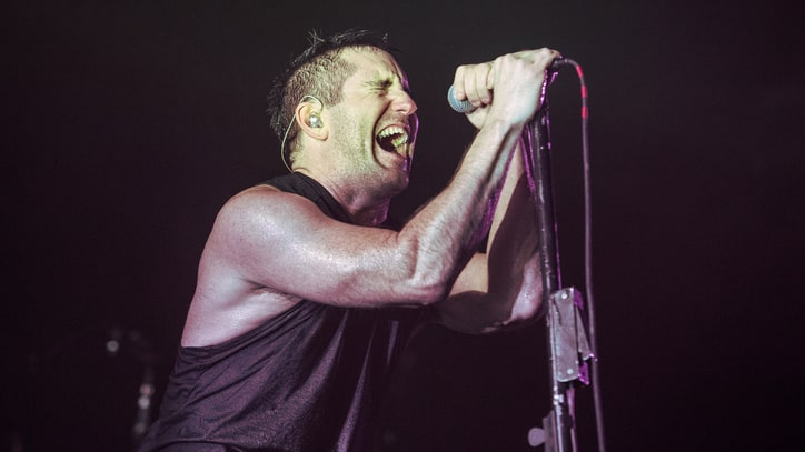 Hear Nine Inch Nails' Explosive New Song 'Burning Bright (Field on Fire)'