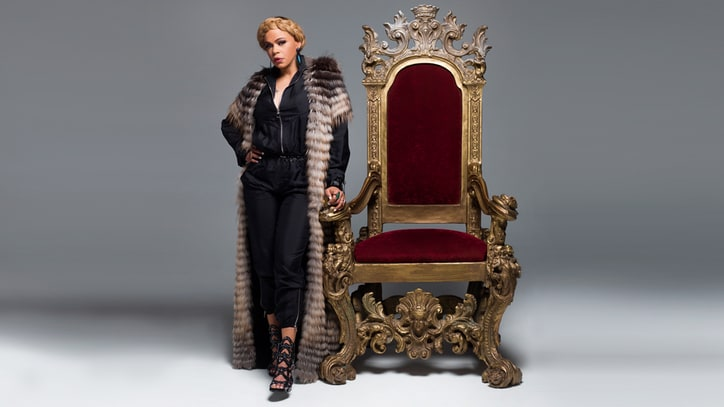 Faith Evans on Her 'Musical Movie' About Life With the Notorious B.I.G.