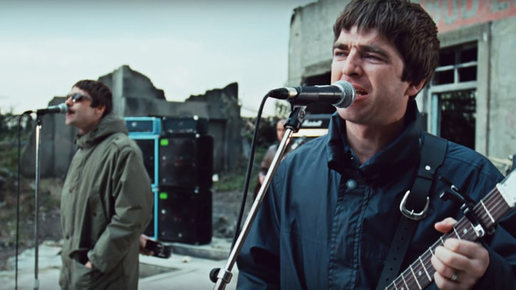 Watch 'More Epic' Rework of Oasis' 'D'You Know What I Mean?' Video