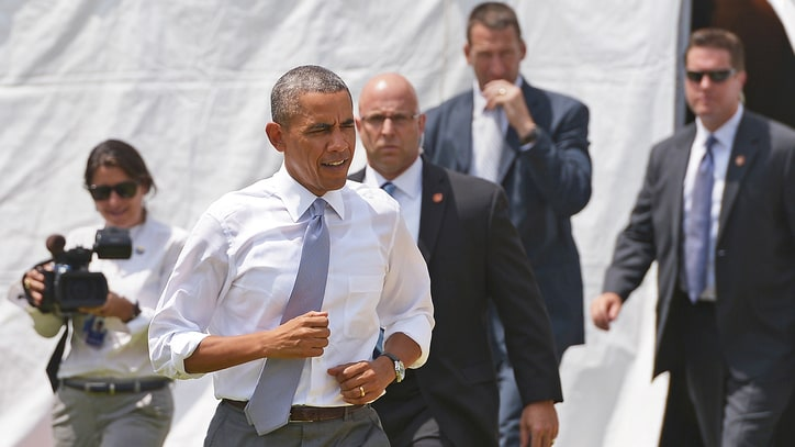 Hear President Obama's Workout Music: Beyonce, Bob Marley, Icona Pop
