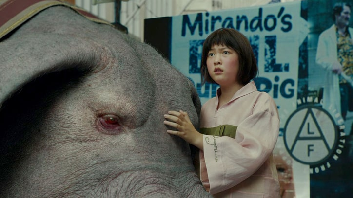 'Okja' Review: Story of Girl and Her Giant Pig Is Wacky, Weird and Wonderful