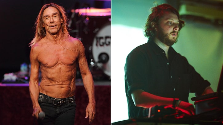 Hear Iggy Pop's Harrowing Vocal on New Oneohtrix Point Never Song
