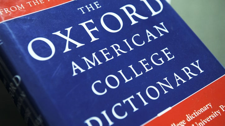 Oxford English Dictionary Names 'Post-Truth' Word of the Year
