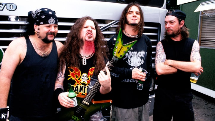 Hear Pantera's Raw Early Mix of 'Drag the Waters'