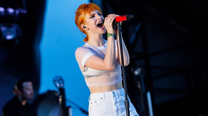 Watch Paramore's Sprightly Live Cover of the Strokes' 'Someday'